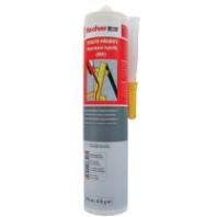 FR439350 - Montážní lepidlo FISCHER - MK krémově bílé  vodní disperzní 310 ml - 12ks 43935 FR439350