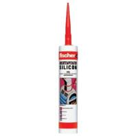 FR531250 - Žáruvzdorný silikon FISCHER - DHS červený  310 ml 53125 FR531250