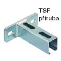 FR636290 - Příruba nasouvací FISCHER - TSF  40 / 60 Q  SaMontec - 15 ks FR636290
