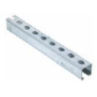 FR795620 - Montážní lišta FISCHER - MS 38 / 40  SaMontec  délka 2 m, tl. 2.00 mm - 1 ls FR795620