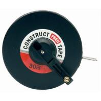 METRIE Ocelové pásmo CONSTRUCT - 30m / 10 mm, EEC II, 1 ks na kartě 050030