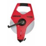 METRIE Pásmo sklolaminát LAMINADO - 100m / 16 mm, rám plast 3/1, stupnice cm, EG III 060100
