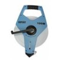 METRIE Ocelové pásmo EXPERT 100m / 13 mm v plastovém rámu, EG II 061100