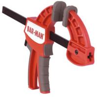 METRIE Jednoruční svorka BAR-MAN - 15 cm 404015
