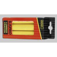 METRIE Voskový popisovač, barva výrazná žlutá, 3 ks 505001