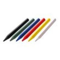 METRIE Univerzální popisovač 120 mm, barva modrá, 12 ks 505112