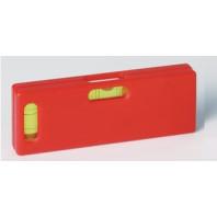 METRIE Vodováha MINI LEVEL - (červená barva) 121002