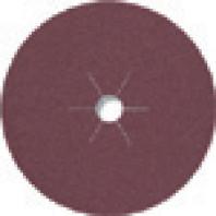 KLINGSPOR Brusný vulkánfíbrový kotouč CS 561, 125 x 22 mm, zrno 16 66354