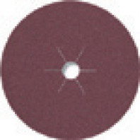 KLINGSPOR Brusný vulkánfíbrový kotouč CS 561, 235 x 22 mm, zrno 24 66497