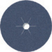 KLINGSPOR Brusný vulkánfíbrový kotouč CS 565, 100 x 16 mm, zrno 60 84604