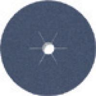 KLINGSPOR Brusný vulkánfíbrový kotouč CS 565, 125 x 22 mm, zrno 50 85518