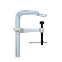 BESSEY Celoocelová šroubová, vysokovýkonná svěrka STBM, těžká - rozpětí 400 mm, vyložení 175 mm, STB40M