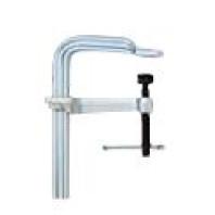 BESSEY Celoocelová šroubová, vysokovýkonná svěrka STBM, těžká - rozpětí 600 mm, vyložení 175 mm, STB60M