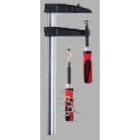 BESSEY Šroubová svěrka z temperované litiny TGK se systémem Best Comfort firmy BESSEY, rozpětí 400 mm, vyložení 120 mm, TGK40-2K