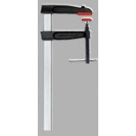 BESSEY Šroubová svěrka z temperované litiny TGRC - s kolíkovou rukojetí, rozpětí 300 mm, vyložení 120 mm, TRC30S12KF