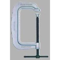 BESSEY Celokovová šroubová C svěrka SC, rozpětí 0 až 100 mm, vyložení 75 mm, SC100