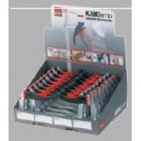 BESSEY KliKlamp pultovní výkladní obal KLI-D, se svěrkami, 2xKLI12, 4xKLI16, 6xKLI20, 4xKLI25, KLI-D KLI-S