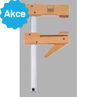 BESSEY Lehká svěrka dřevěná klemy HKL, rozpětí 400 mm, vyložení 110 mm, HKL40