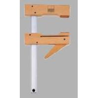 BESSEY Lehká svěrka dřevěná klemy HKL, rozpětí 800 mm, vyložení 110 mm, HKL80