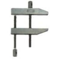 BESSEY Paralelní šroubová svěrka PA, rozpětí 55 mm, vyložení 75 mm,  PA55