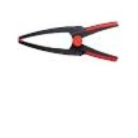 BESSEY Pérová svěrka Clippix XCL - dlouhá a špičatá, rozpětí 75 mm, vyložení 115 mm, XCL5