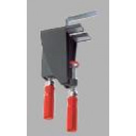 BESSEY Svěrka okenní vyrovnávací FRK, rozpětí 30 mm, pro sílu rámu 40 - 85 mm, FRK85