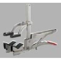 BESSEY Trubkové skřipcové kleště, rozpětí 0-110 mm, vyložení 65 mm, GRZRO