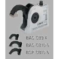 BESSEY Kompaktní upínák BAS-CB, rozpětí 97 mm, vyložení 60 mm, BAS-CB10-6