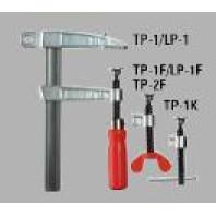 BESSEY Pólová svářečská svěrka TP, rozpětí 150 mm, vyložení 65 mm, TP-2F