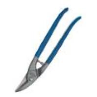 BESSEY Vystřihovací nůžky, délka 250 mm, délka břitů 42 mm, pravé, D107-250