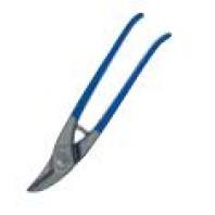 BESSEY Nůžky na kulaté otvory, délka 275 mm, délka břitů 40 mm, levé, D208-275L