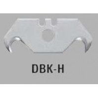 BESSEY Výměnná čepel pro nože typu DBK, délka ostří 50 mm, DBK-H