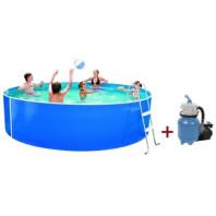 Bazén Orlando 3,66x0,91m + skimmer Olympic (bez hadic a schůdků) 10340197