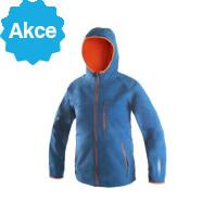 Canis Bunda LEDUC, dětská, modro-oranžová  123005640300