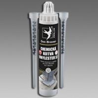 Chemická kotva VINYLESTER SF (07.51)  kartuše280 ml  tmavě šedá 74016BD