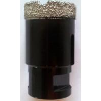 Diamantové děrovky pro úhlové brusky 68 mm