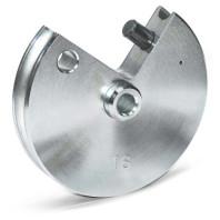 Segment Ø 25- 4 D / radius 100 mm 1030253.W