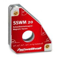 Permanentní svařovací úhlový magnet SSWM 20 1790070
