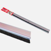 Den Braven - Dveřní těsnicí lišta JOLYFLEX, délka 1 m, transparentní B48402BD