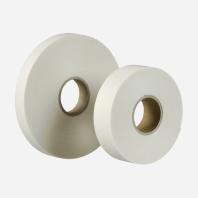 Den Braven - Oboustranně lepicí upevňovací páska v návinech rolí, 19 mm x 1 mm x 10 m, bílá B5261BD