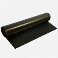 Den Braven - PE fólie stavební rukáv , 1 m x 50 m, černá B8964FOL