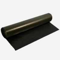 Den Braven - PE fólie stavební rukáv , 1 m x 160 m, černá B8965FOL