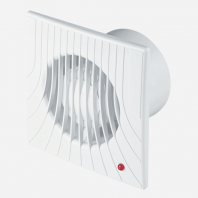 Den Braven - Ventilátor axiální s doběhem , Ø120, bílý VE1172