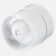 Den Braven - Ventilátor k odvětrání kanálových systémů , Ø100, bílý VE1177