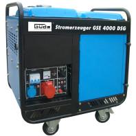 Generátor proudu GSE 4000 DSG 40583
