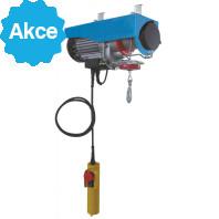 Elektrický lanový zvedák GSZ 125/250 55051