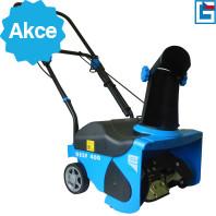Elektrická sněhová fréza GESF 400 94569 výprodej 1ks