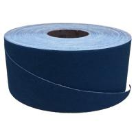 Brusný pás plátno role 100mm x 50m - 120 hrubost, korund 121-306402.01-50