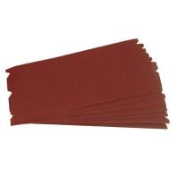 Brusný papír 200 x 472mm pro brusky na parkety, 10ks, zrnitost 40 125-633491