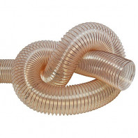 Hadice odsávací průhledná pro 100mm hrdlo - 5m délka FHP-100050